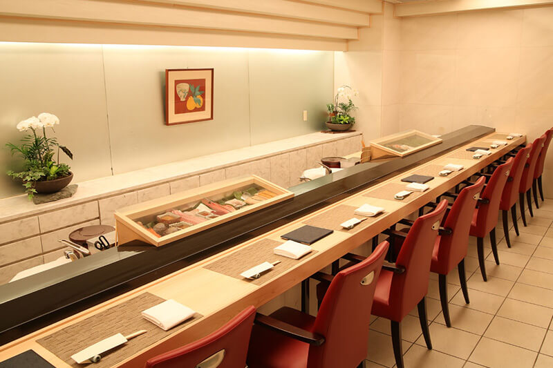 寿司 向月 HOTEL NAGOYA CASTLE